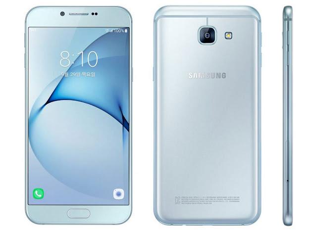Spesifikasi dan Harga Samsung Galaxy A8 2016