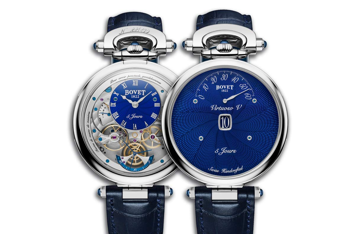perpetuelle thirty fleurier watches com collection watchuseek unveils bovet new