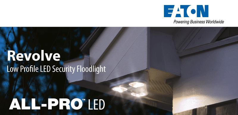 Eb Horsman Product Profile Eaton Lighting Product Launch