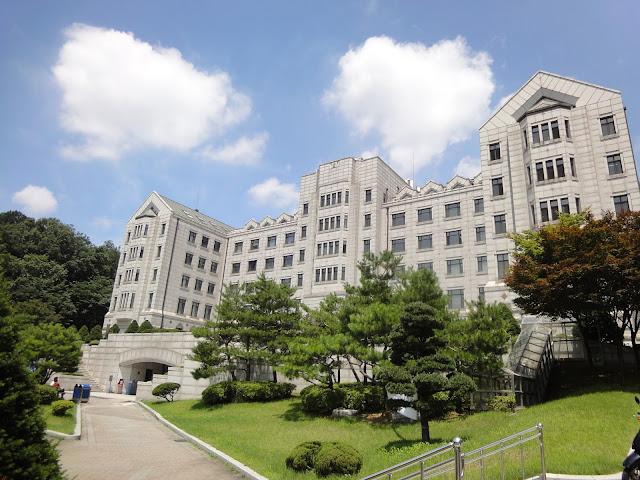 university of seoul universitas yang terkenal angker dan menyeramkan