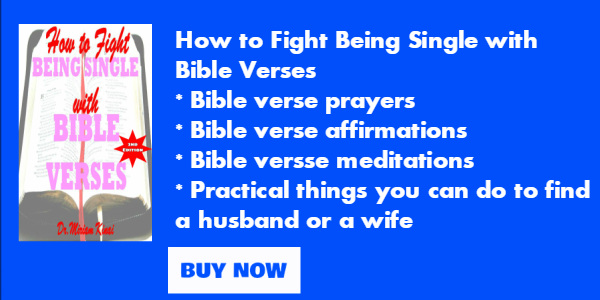 How to fight being single with Bible verses