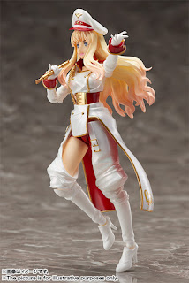 S.H.Figuarts Sheryl Nome Anniversary Special Color ver. de Macross F - Tamashii Nations