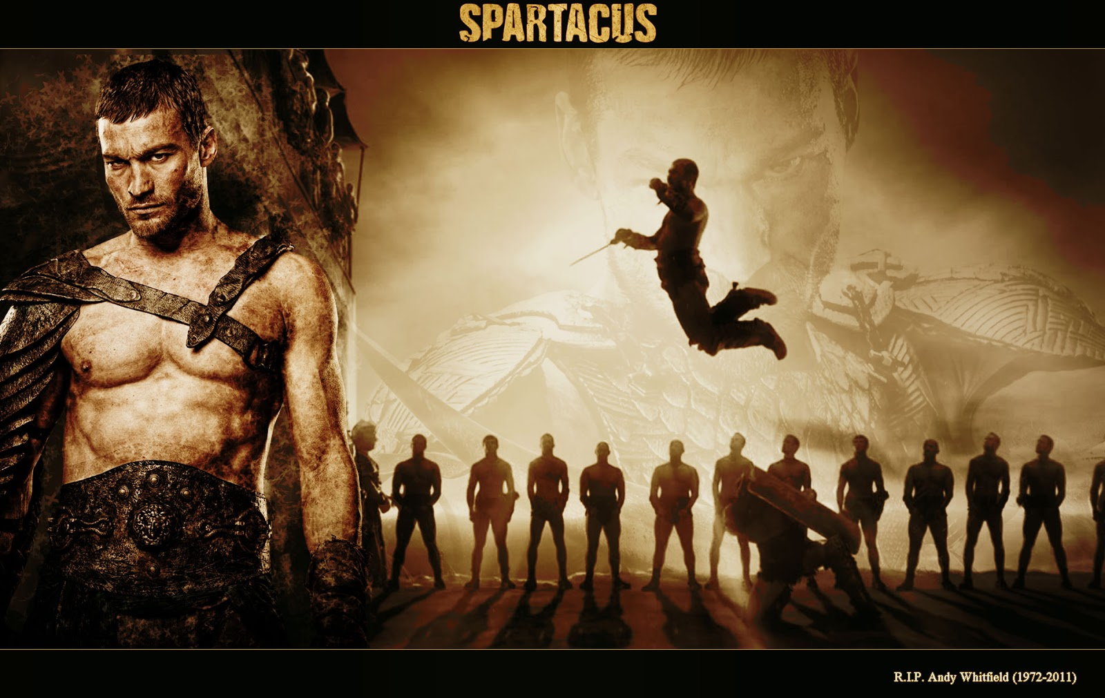 Spartacus: Blood and Sand | Los Lunes Seriéfilos