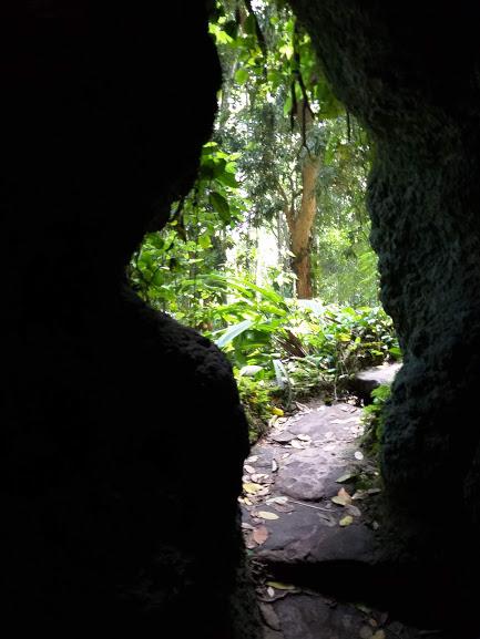 Parque Lage - Gruta