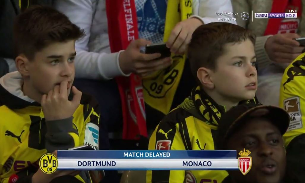 انفجار في مدينة دورتموند أدى الى تأجيل مباراة نادي دورتموند الالماني