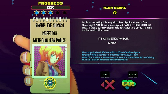Deep Space Waifu: FLAT JUSTICE VERSION-screenshot01-power-pcgames.blogspot.co.id