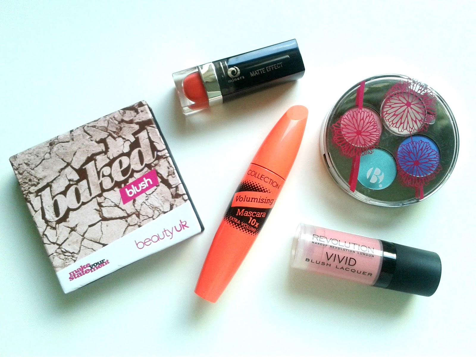 Ellis Tuesday's Summer Sun-days: Drugstore Make-up Beauty Review Makeup Revolution Collection Beauty UK Miners B. Superdrug