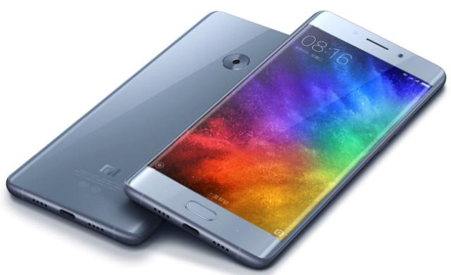 Đánh giá điện thoại Xiaomi Mi Note 2 (2)