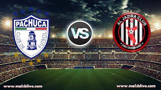 مشاهدة مباراة الجزيرة وباتشوكا Aljazira vs pachuca بث مباشر بتاريخ 16-12-2017 كأس العالم للأندية