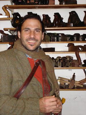 Hazen Audel visits Bristol Design