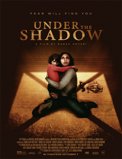 Ver Under the Shadow (Bajo la sombra) (2016) Online