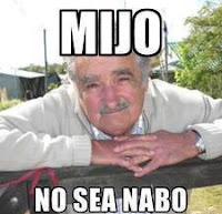 Pepe Mujica - Mijo no sea nabo