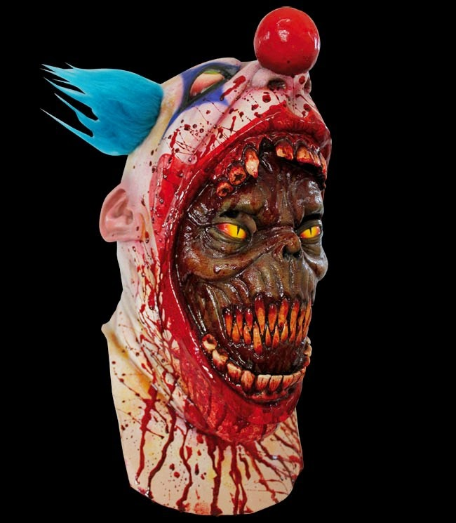 Scariest Evil Clown Mask