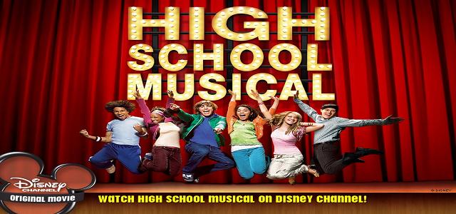 high school musical 1 stream english