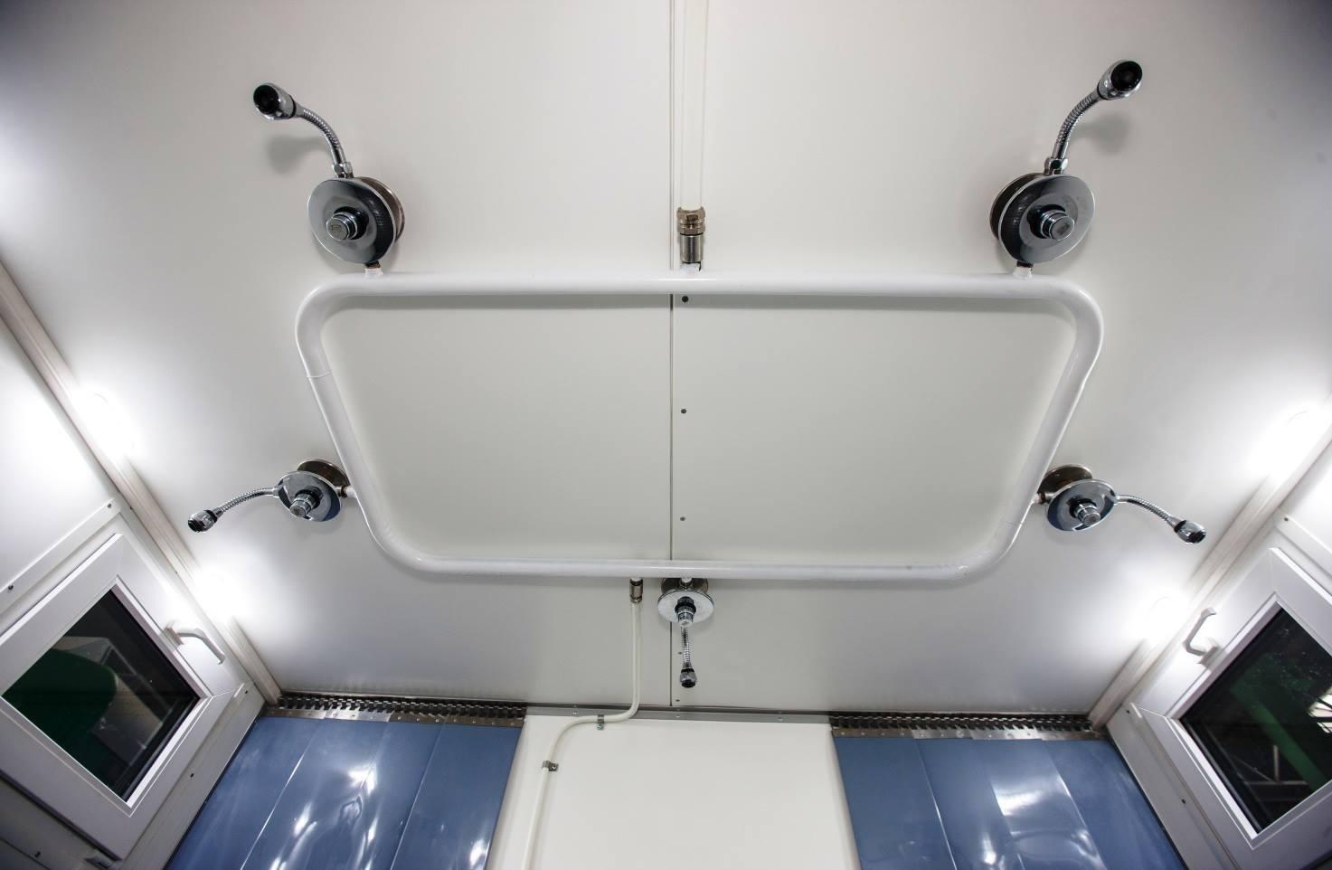 лазне-пральних комплексів (МЛПК)