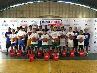 Jr. NBA in Cebu, Philippines