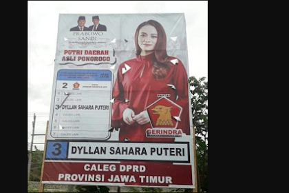 "Jadi Korban Tsunami Anyer, Istri Ifan ""Seventeen"" Ternyata Caleg Partai Ini"