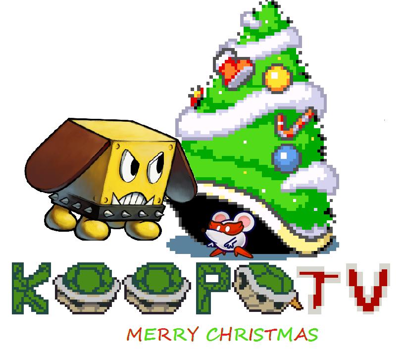 KoopaTV Merry Christmas Baby It's Cold Outside Ms. Mowz Hermie III Broggy