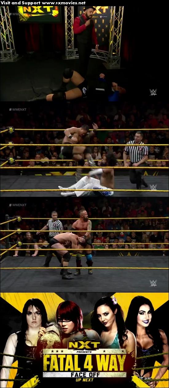 WWE NXT 25 Jan 2017 WEBRip 480p