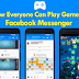 Facebook Messenger Games Now Available For Everyone