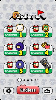 Game Ninja SPINKI challenges!!! Apk