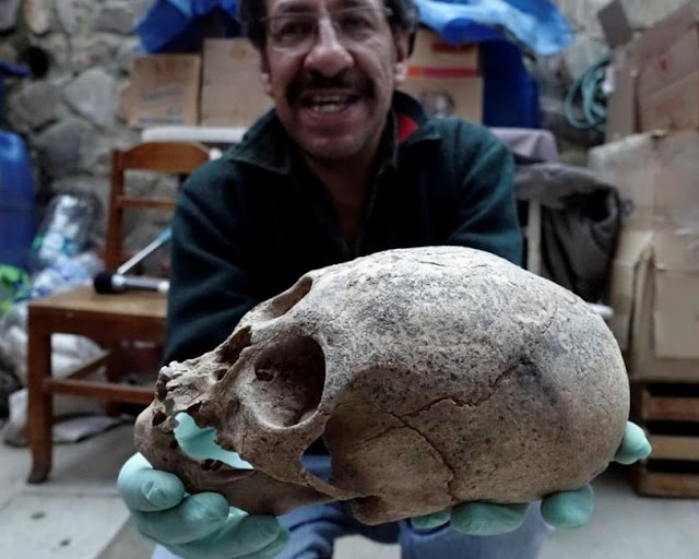 Archaeologists discover 15th century indigenous tombs in Bolivia