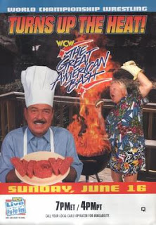 WCW Great American Bash 1996 - Event Poster