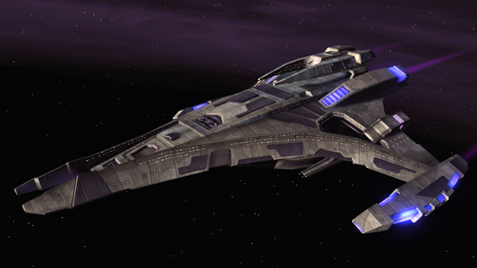 The Trek Collective New Dominion Ships In Star Trek Online