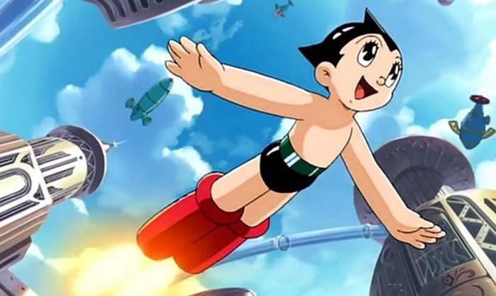 Astro Boy Terinpirasi dari Disney