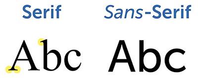 Tipos de letra para logotipo