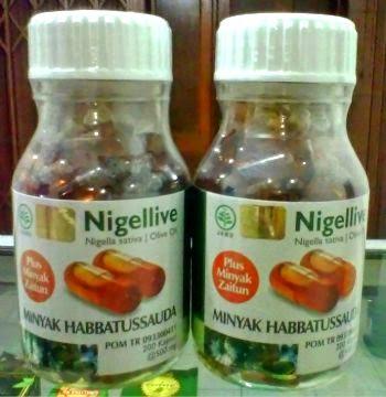 Agen Habbatussauda Nigellive Bandung