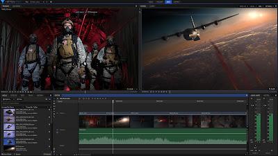 تحميل برنامج HitFilm Pro للتعامل مع مختلف أنواع الفيديو عملاق المونتاج و التحرير
