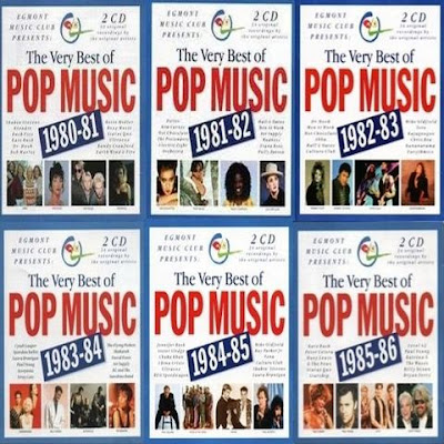 The Very Best Of Pop Music 1980-1986 12CD Mp3 320 Kbps