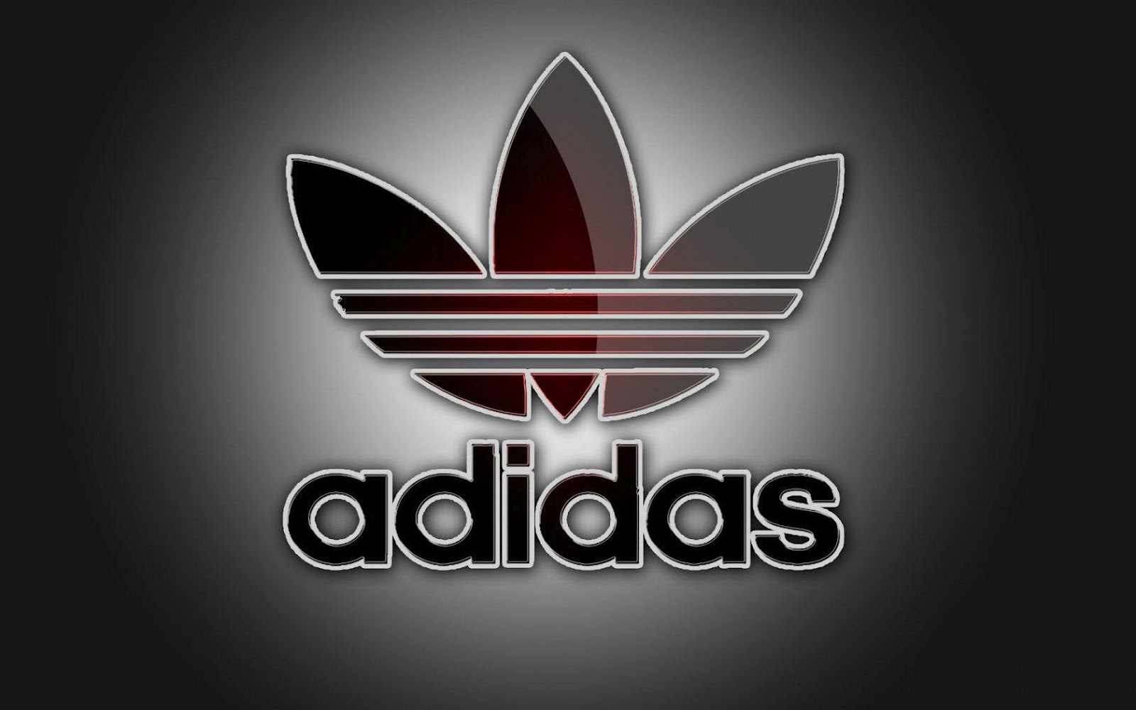 Adidas Logo HD Wallpaper  Slwallpapers