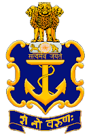Indian Navy, Nausena Bharti, 10th, Draughtsman, Force, freejobalert, Sarkari Naukri, Latest Jobs, indian navy logo