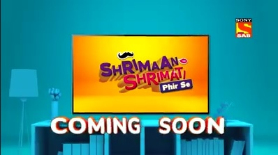 Sab TV Shrimaan Shrimati Phir Se wiki, Full Star Cast and crew, Promos, story, Timings, BARC/TRP Rating, actress Character Name, Photo, wallpaper. Shrimaan Shrimati Phir Se on Sab TV wiki Plot,Cast,Promo.Title Song,Timing