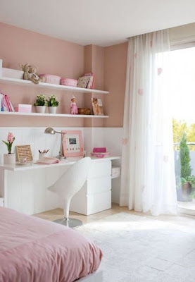 lamudi Dusty pink room decor