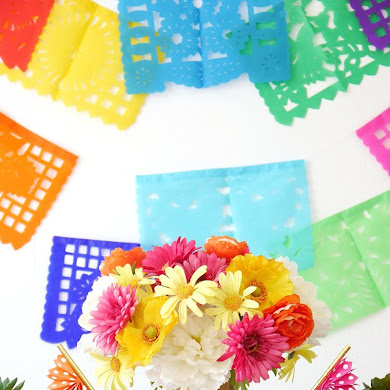A Colorful Cinco de Mayo Mexican Fiesta