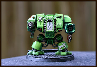 Sons of Medusa Dreadnought