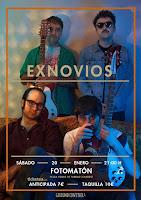 Concierto de Exnovios en Fotomatón Bar
