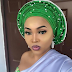 Mercy Aigbe Undergoing CT Brain Scan Over Head Injury (Medical Report)