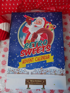 retro sweets christmas