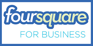 You can easily claim your business listing on Foursquare