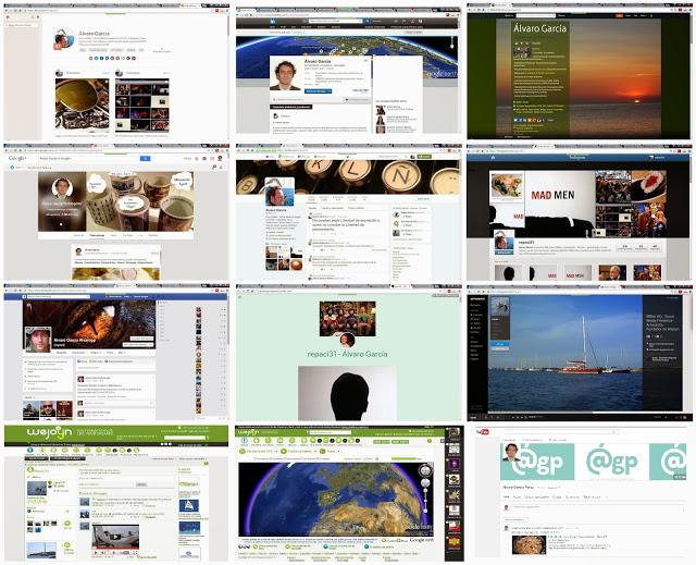 "3000000 de visitas en mi perfil de Google+ - Alvaro Garcia Perez ""AlvaroGP"" Álvaro García en Redes Sociales - Social Media & SEO Strategist - ÁlvaroGP - el troblogdita - MIBer - MIBers - Youtube - Klout - LinkedIn - Aboutme - Google+ - Twitter - Instagram - Facebook - Tumblr - Myspace - Wejoyn"