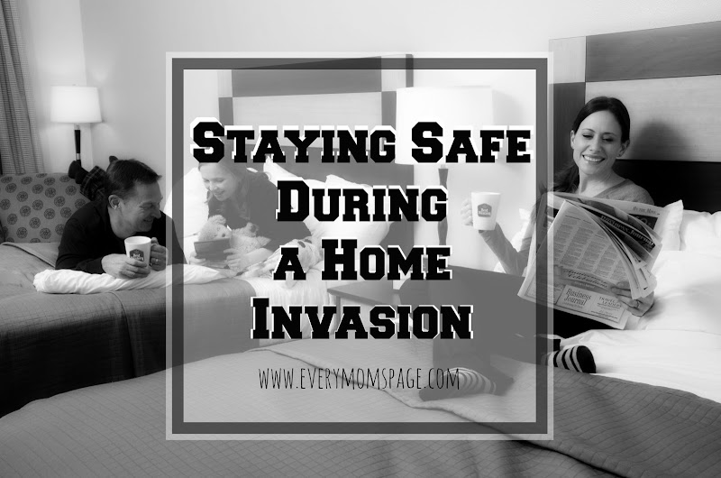 Staying Safe During a Home Invasion