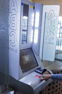 ABC system: incluye lector de huella, DNI y pasaporte