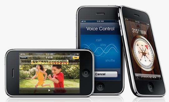 Iphone 3GS kembali di Beredar di Pasaran Dengan Harga Rp 500 ribuan