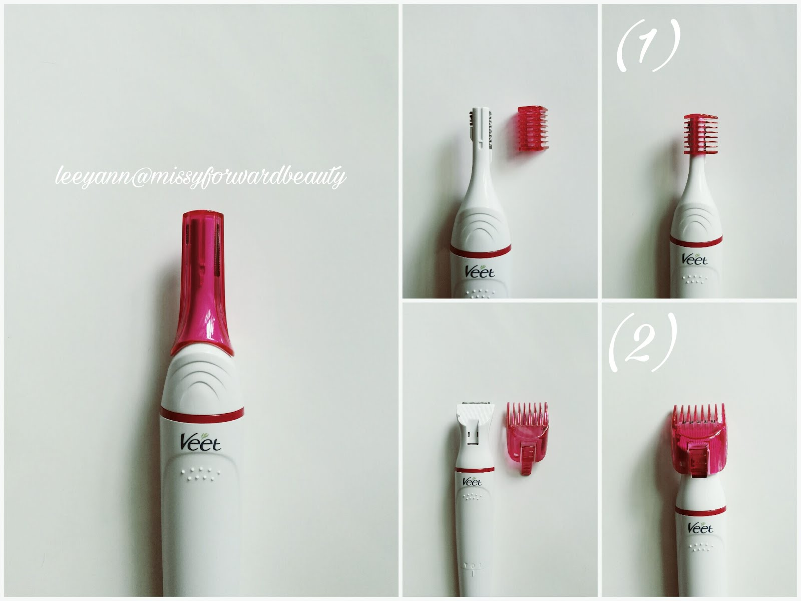 My New Veet Sensitive Touch Review Missy Forward Beauty