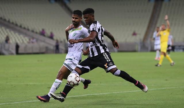 Ceará 1 x 1 Luverdense: Sem pernas, sem treinador e sem vitórias
