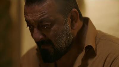 Sanjay Dutt Desktop HD Picture In Bhoomi Movie